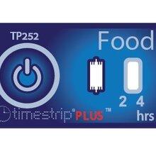 进口Timestrip5度食品温度监测标签,时间温度标贴
