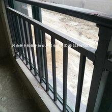阳台栏杆质量可靠铁艺栏杆定制图片
