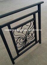 阳泉锦银丰阳台栏杆楼梯铁艺栏杆厂家图片