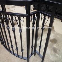可靠锦银丰阳台栏杆,锌钢阳台栏杆图片