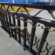 黄石锦银丰阳台栏杆,铁艺栏杆图片