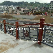 宁夏加工木纹栏杆价格水泥仿木纹栏杆价格图片