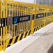 膠南工地基坑標準欄桿基坑圍欄圖片工地防護欄廠家