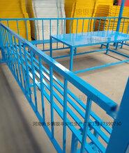山西生产塔吊防护护栏塔吊周边防护图片
