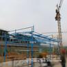 移动式钢筋棚加工建筑工地钢筋加工棚图工地钢筋加工棚厂家