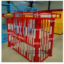 建筑工地钢筋加工防护棚的长宽高可定制厂家安徽浙江河南图片