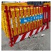 工地标准方管临时防护栏,工地临时围栏经销商