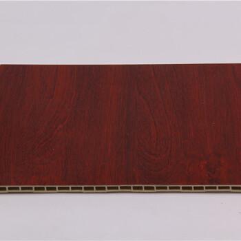 淮北竹木纤维集成墙面宽度厚度