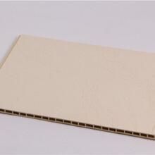 衡水竹木纤维集成墙面450宽板厂家直销图片