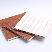 蚌埠木塑吸音板厂家代理加盟图片