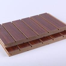 吉林木塑吸音板厂家批发价格图片