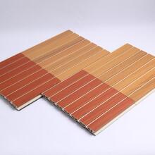 赣州槽木木质吸音板哪里有卖图片