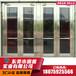 江西省单开彩色不锈钢乙级防火玻璃门快生产服务好