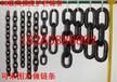 泰安鍍鋅護欄鏈條,Q235材質鍍鋅護欄鏈條規格,高強度發黑起重護欄鏈條