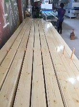 木屋材料云杉免漆扣板桑拿板工厂加工直销