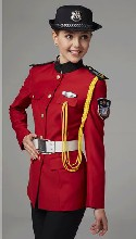 临沂形象岗服装订做厂家伟红服饰