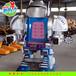 機器人廠家廣場雙人電動電瓶摩托碰碰車價格公園室內兒童游樂設備