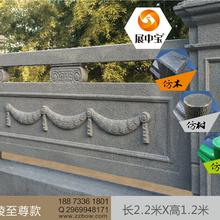 丹江口市仿石河堤护栏硅胶模具厂家图片