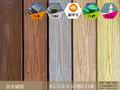湖北省丹江口市园林景观小件,仿木仿石仿树栏杆硅胶模具厂家图片