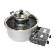 燃气烧烤炉烤涮炉厂家图片