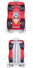 金铃铛3D立体儿童拉杆箱大尚国际货源网圣诞底价批发