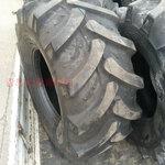 18-19.5人字轮胎喷浆机轮胎隧道用