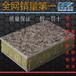 硅酸钙面岩棉复合板保温装饰一体板外墙复合板