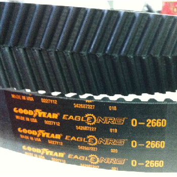 人字齿型橡胶同步带,美国原装进口人字齿同步带