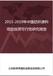 2018-2022年中国纺织原料项目投资可行性研究报告