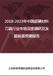 2018-2023年中国超硬材料刀具行业市场深度调研及发展前景预测报告
