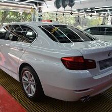 重庆南岸壹捷汽车宝马做进口X-STAR镀晶漆面双层保护