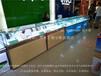 土豪金华为手机柜台生产厂家小米苹果乐视展示柜移动电信手机柜业务受理台前台订做