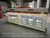 河北省木质烤漆收银台苹果维修台移动受理台电信前台订做