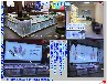 厂家直销新款超市烟柜酒柜台移动电信营业厅手机柜台收银台维修台体验台