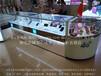 铁质喷砂华为手机柜台苹果新款展示柜图片南京定制移动业务受理台系厂家零售