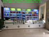 吉林厂家直销超市烟货架辽源烟柜台展示柜烟玻璃柜商场烟柜酒柜量尺寸定做