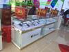 合山市批量生产手机柜台VIVo最新款展示柜中国移动营业厅专柜玻璃柜前台