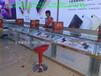 新款喷砂华为手机柜台三星展示柜设计OPPO收银台制作货架订做