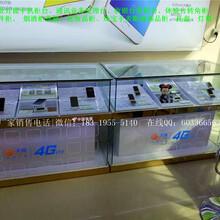 移动4G手机柜台新款中国移动展示柜华为OPPO收银台小米vivo铁质展柜厂家直销