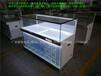 山西定做华为VIVO玻璃展柜LED烤漆小米发光字手机柜台电信天翼业务受理台移动配件柜