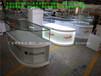 北京生产VIVo弧形手机转角柜三星小米手机柜台转角柜拐角柜昌平土豪金小中柜台厂家直销