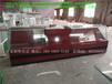 吉林厂家定做超市烟柜酒柜10厘钢化玻璃烟柜白城红酒柜白酒柜副食品烟酒柜货架