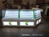 吉林賣煙的柜臺煙酒柜設計鐵木組合賣煙的柜臺