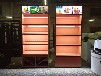 供應廣西超市煙草柜紅酒架展示柜中國煙柜定制廠家
