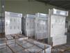 西藏自动转的中岛锁柜智能家居展柜设计方案