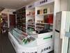 北京順義專業定做煙柜超市煙收銀臺采購圖片專業定做煙柜