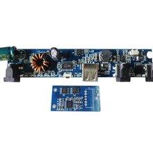 除螨仪八层HDI电路板SMT贴片加工厂键盘PCBA代工代料生产厂商