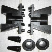 钢绞线试验夹具钢绞线拉伸试验夹具厂家供应图片