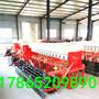 山东青岛圆盘式小麦播种机拖拉机带小麦播种机厂家图片