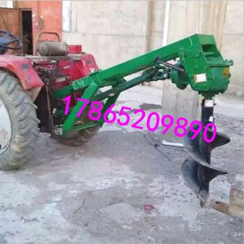 福建挖坑機植樹挖坑機價格